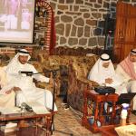 """""""خوجة"""" يوقع عقد إنشاء المركز الثقافي بنجران بتكلفة 23 مليون ريال"""