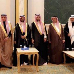اخوان وابناء سعيد البشيري يحتفلون بزواج أحمد وابراهيم في الرياض