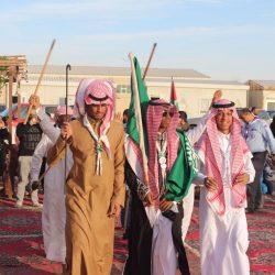 كشافة المملكة تختتم مشاركتها في الكويت بالعرضة السعودية
