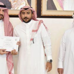 نائب أمير الرياض يتسلم تقرير فرع هيئة الامر بالمعروف والنهي عن المنكر بالرياض