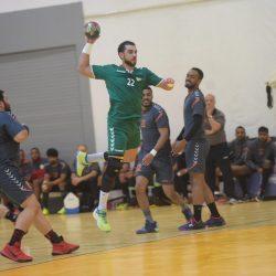 قبضة الأخضر تخسر ودياً من الإمارات الرياض