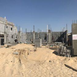 بلديه غرب الدمام تضبط 8 مباني يتم إنشاءها دون الحصول على تراخيص بناء