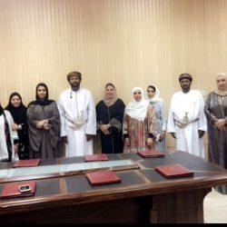 بنات السعودية المتطوعات يشعن في سماء الملتقي الخليجي التطوعي في سلطنة عمان!