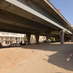 أمانة جدة: إنجاز 90% من مشروع نفق وجسر تقاطع طريق الأمير ماجد مع طريق مكة القديم