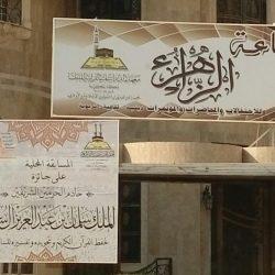 وسط التصفيات النهائيةلمسابقة جائزة خادم الحرمين الشريفين لحفظ القرآن الكريم المحلية