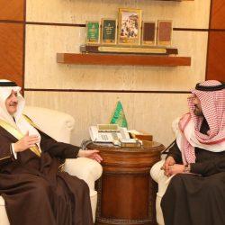 """الأمير سعود بن نايف يستقبل الإعلامي يوسف الجراح ويطلع على المبادرة الوطنية للسياقة الأمنة """" الله يعطيك خيرها """""""