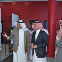 الأمير سعود بن نايف يشرف حفل المهاشير