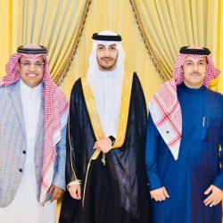 الزهراني يحتفل بزواج ابنه عبدالله