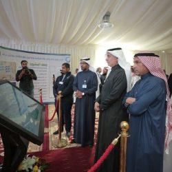 وزير البيئة والمياه والزراعة .. يفتتح أول مليون م3 من مشروع الخزن الاستراتيجي بالرياض