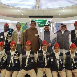 كشافة وزارة التعليم تعرض تجاربها ومبادراتها في المهرجان الوطني