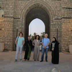 """أمانة جدة : تشغيل المرحلة 5 من """" المواقف المدفوعة """" بالمنطقة التاريخية"""