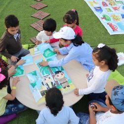 طلاب جامعة الامام عبدالرحمن يشاركون في ترميم منازل الثقبة ضمن مبادرة ( رفد )