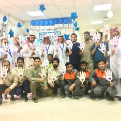 مدير عام تعليم الرياض يكرم 400 من أبناء الشهداء ومنسوبي التعليم المتوفين