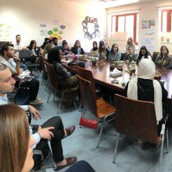 رئيس بلدية بقيق يرعى حفل اختتام دبلوم الدراسات الأكاديمية في الفنون التشكيلية