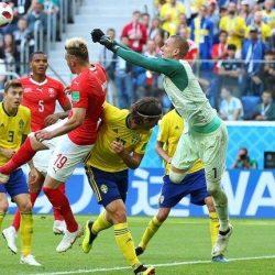 في مباراة تكتيكية .. إنجلترا تطير لربع النهائي بعد فوزها على كولومبيا 5 – 4