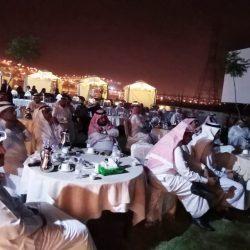 أمير الباحة يرعى حفل الزواج الجماعي لـ 400 شاب وشابة