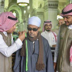 خادم الحرمين الشريفين يستقبل الرئيس المصري في نيوم