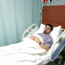 عامل من الجنسية الأسيوية يعتنق الأسلام بمستشفى المجاردة