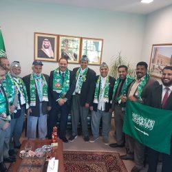 """"""" آل الشيخ """" يعلن دعمه للمغرب لاستضافة بطولة الأمم الأفريقية"""