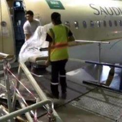 السفير آل جابر يكشف عن تصاميم مطار مأرب باليمن