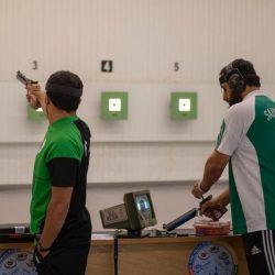 الشهري يصف مجموعة الأخضر الأولمبي بالمتوازنة