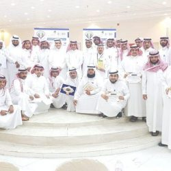 أهالي القصيم يقيمون حفل استقبال بمناسبة زيارة خادم الحرمين للمنطقة