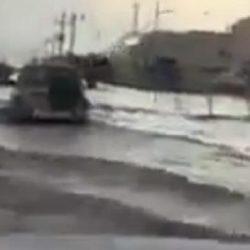 مستجدات الحالة المطرية على مناطق المملكة