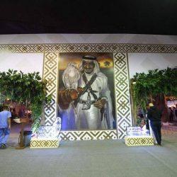 مشتل هيئة تطوير وتعمير المناطق الجبلية بجازان يوزع أكثر من 7 آلاف شتلة بن لزوار مهرجان البن السادس