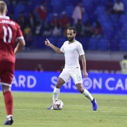 المقهوي: الأخضر قدم مباراة قوية أمام لبنان