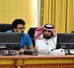 اتفاقية تعاون بين جمعية البر والضمان الاجتماعي بمحافظة بيش ومجمع صرح التوفيق الطبي