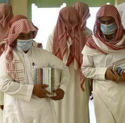 """""""الفيصل"""" يفتتح المبنى الجديد لمكتبة الحرم المكي الشريف"""