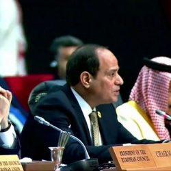بالفيديو .. خادم الحرمين يصل إلى مقر انعقاد القمة العربية الأوروبية الأولى في شرم الشيخ