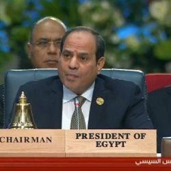 خادم الحرمين يرأس وفد المملكة في القمة العربية الأوروبية الأولى بشرم الشيخ