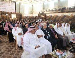 أمير منطقة مكة بالنيابة يدشن ملتقى الأمن الفكري