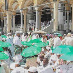 """فرع """"الإسلامية"""" بالمدينة ينهي تأمين مراوح لتلطيف الأجواء بـ """"ميقات ذو الحليفة"""""""