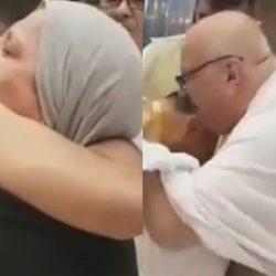أبو ديابي لاعب أرسنال السابق.. يحكي كيف واجه شبح الإحباط بالإيمان.. وانبهاره بما رآه في الحج