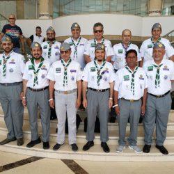 ريكسوس باب البحر يحتفي باليوم الوطني السعودي