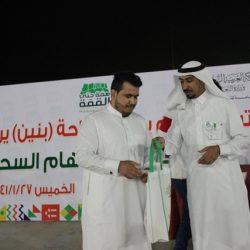 تفاعلاً مع احتفالات الوطن .. سعودي يسمي ابنيه التوأم (سلمان ومحمد)