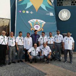 الاتحاد الكشفي للبرلمانيين العرب يُكرم جمعية الكشافة السعودية