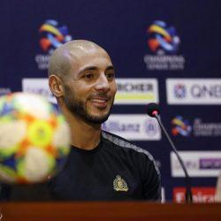 لاعب الحزم يروي واقعة بصق حمدالله عليه خلال مباراة الجمعة الماضية