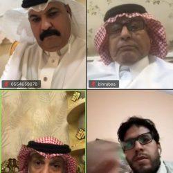 ترقية عبدالله أبو غياض إلى المرتبة الثامنة