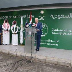 وصول الطائرة السعودية الإغاثية الثانية للسودان