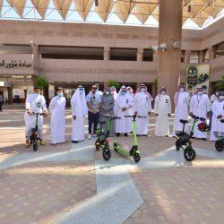 اختتام الدورة التدريبية الـ 6 للأمن السياحي بحضور 1150 متدربًا