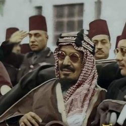 على مطل سد وادي شري .. ابن مفرح يكرم أبناء الفوهة