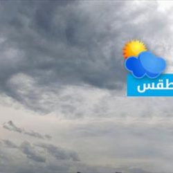 المركز الوطني للأرصاد : أمطار رعدية على منطقة عسير