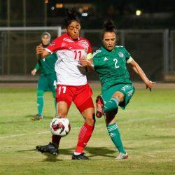بشائر العرفج: فخورة بالمشاركة في كأس العرب للسيدات وتعزيز الدور القيادي للمرأة