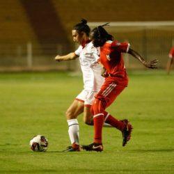 منتخب الأردن يفوز على فلسطين ويرافق الجزائر لنصف نهائي كأس العرب للسيدات