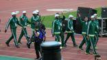العداء السعودي على الدرعان يحقق المركز الأول في تصفيات 800 م في دورة الألعاب العسكرية العالميةبكوريا وإنطلاق سباق 400م بمشاركة المسرحي اليوم