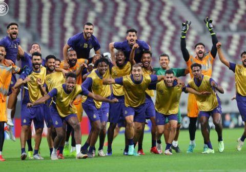 """""""النصر """" يلتقي """"تراكتور """"الإيراني غداً في دور الـ 16 لدوري أبطال آسيا"""