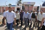 بالصور والفيديو محافظ أسيوط يتفقد محطة رفع الصحي لثلاث قرى بمركز أبوتيج بتكلفة 70 مليون جنيه